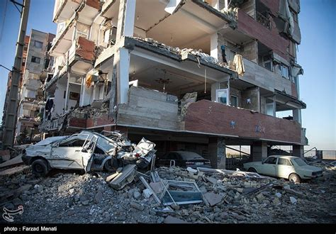 earthquake kermanshah like in a war zone new pictures of the m7 2 earthquake in