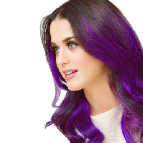 imagenes de uñas katy pngs da katy cabelo roxo