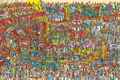 Wheres David by Where S Wally Posters Buy At Popartuk