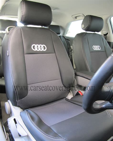 audi seat covers with logo audi a3 seat covers black 1st generation car seat