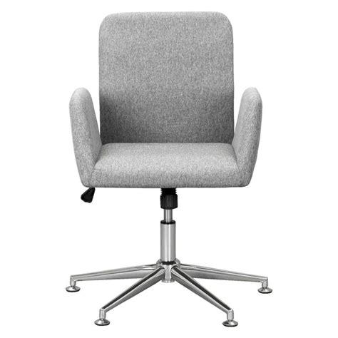 chaise bureau grise chaise de bureau trento grise leen bakker