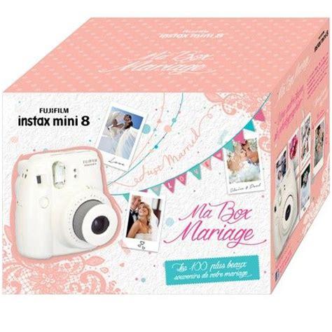 Box 6054 Type 3 box mariage instax mini 8 l appareil type polaroid avec 100 photos c est plus cher qu un