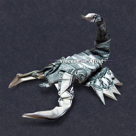 Frog Money Origami Animal Reptile Made Of Real Dollar Bills - 17 best images about money on dollar bills