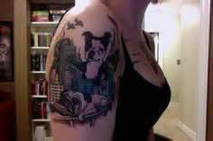 pyrex pattern tattoo tattoo ideas on pinterest terriers kat von d and pyrex