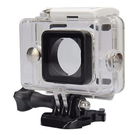 Waterproff Kingma Xiaomi Yicam Actioncamera 1 kingma underwater waterproof ipx68 40m for xiaomi yi sports white