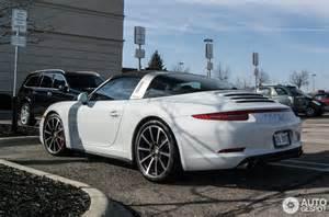 Porsche Targa 4s Price Porsche 991 Targa 4s 10 February 2016 Autogespot