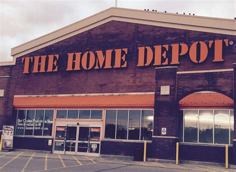 the home depot hardware store mi 48180