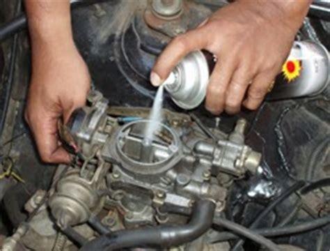 Pembersih Throttle cara membersihkan karburator sendiri
