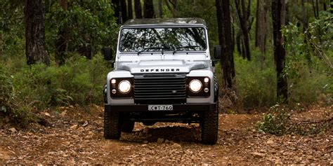range rover defender 2015 2015 land rover defender 110 review caradvice