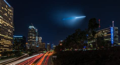 Los Angeles Light In The Sky by Mysterious Light In The Sky Baffles Los Angeles To San Diego Pictures And Strange Sounds