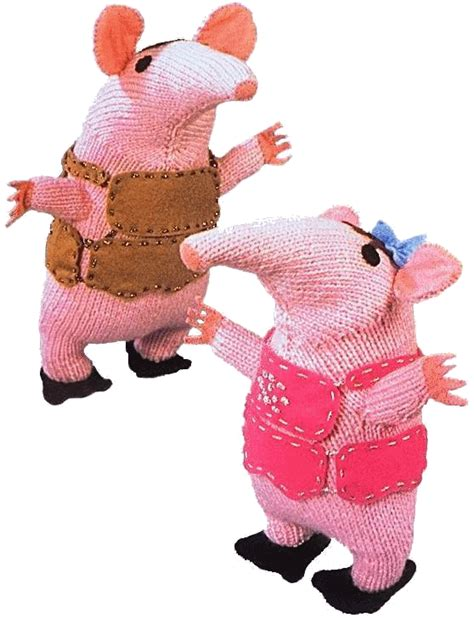 free clangers knitting pattern smoothies big knit hat pattern clanger
