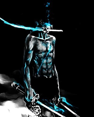 epic one piece tattoo zoro looking awesome one piece pinterest