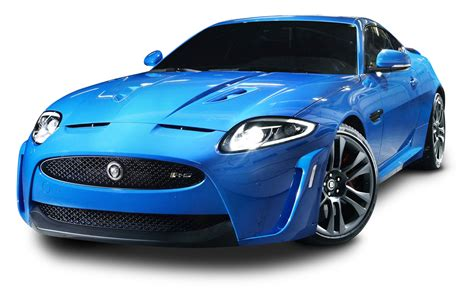 cars blue jaguar xkr s blue car png image pngpix