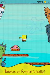 doodle jump galaxy ace apk android doodle jump spongebob for samsung