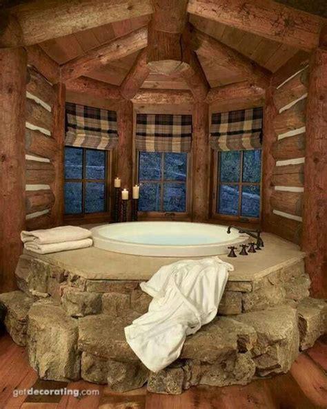 images  log home bathroom ideas  pinterest