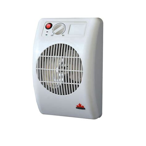 small bathroom heater seabreeze 1500 watt outlet mountable quot off the wall quot bed