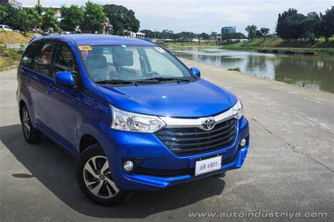 Toyota Avanza 1 5 G Review 2015 Toyota Avanza 1 5l G At Car Reviews
