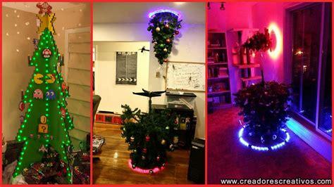 arboles de navidad creativos creadores creativos