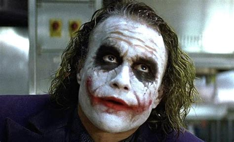 Heath Ledger As The Joker by Heath Ledger S Joker Diary A Look Back 10 Years After