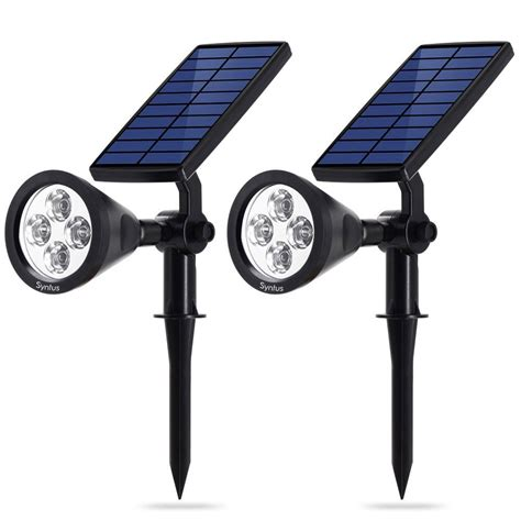 Best Solar Led Landscape Lights Best Outdoor Waterproof Solar Led Wall Landscape Security Lights Oregonuforeview