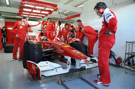 Ferrari F1 Engineer by Nanotech Conference Aims To Push The Envelope In Formula 1