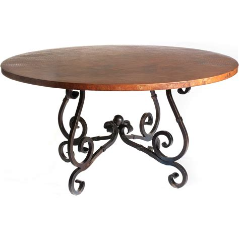 round copper table top round hammered copper coffee table coffee table design ideas