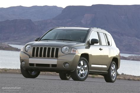 Jeep Horsepower Jeep Compass Specs 2006 2007 2008 2009 2010 2011