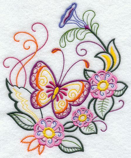 design flower and butterfly designs of butterflies and flowers www pixshark com