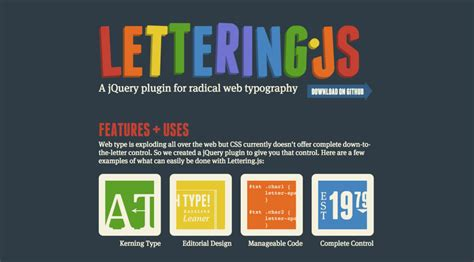 typography js plugins and tools for better typography