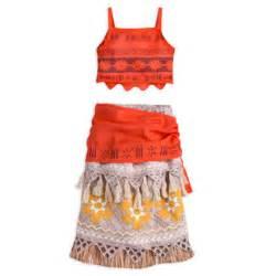 Moana fancy dress costume for kids moana disney store