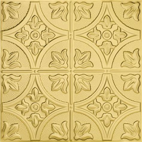 tin ceiling tiles lowes shop armstrong 40 pack 12 in x 12