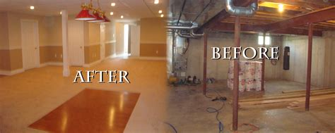 finish basements tucker builders llc