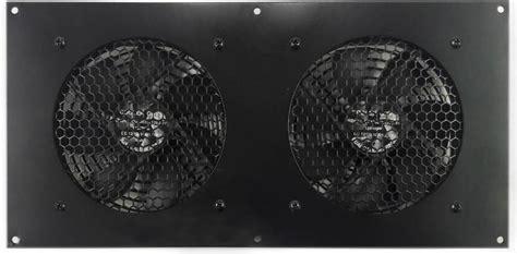 dual 120mm fan coolerguys dual 120mm fan cooling kit