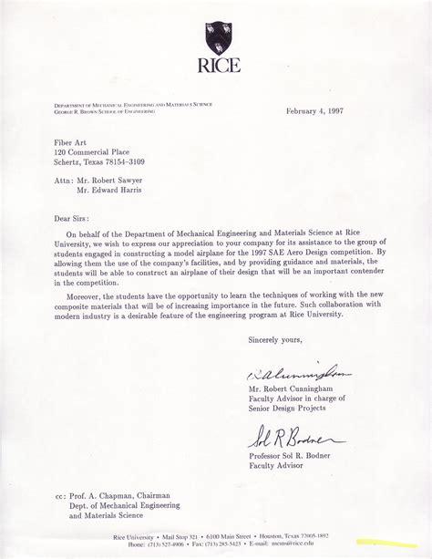 Reference Letter Jet Program Jet Program Reference Letter Choice Image Letter Format Exles