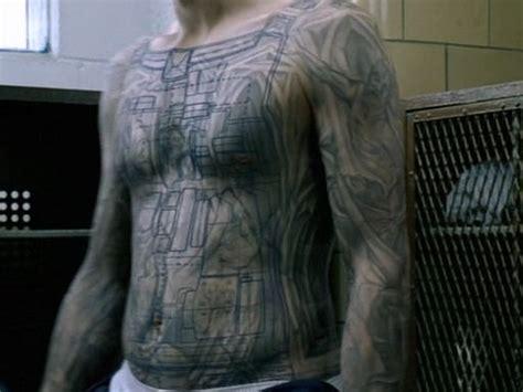 michael scofield tattoo tattoo lawas