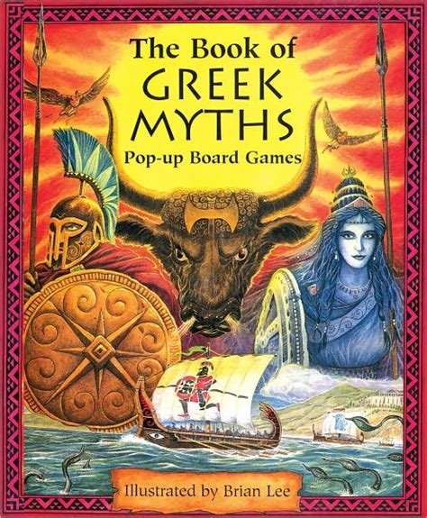 Barnes Noble Classics Greek Myths Pop Up Board Games Pop Up Board Games By