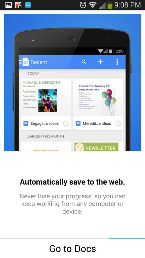docs mobile docs soft for android 2018 free