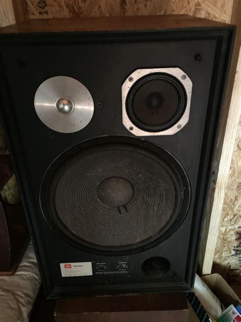 speaker jbl hirizon used jbl horizon l 166 pair audioholics home theater forums