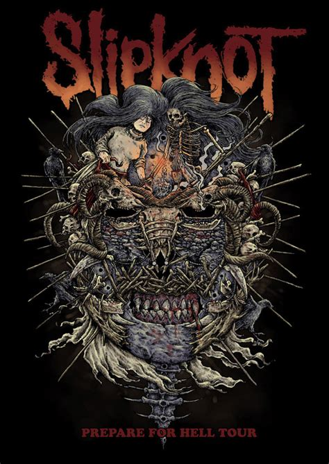 design contest art contest design at shirt for slipknot on behance