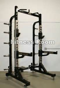 hammer strength from fitness squat power half rack