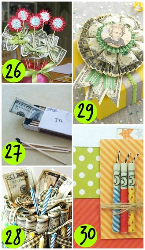How To Make Gift Cards Into Cash - 65 ways to give money as a gift