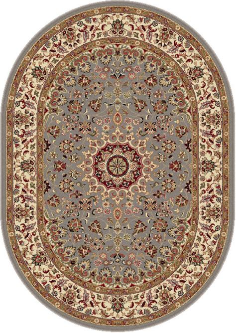 oval rugs 5x8 elegance oval rug blue 5x8 traditional area rugs by rugsale