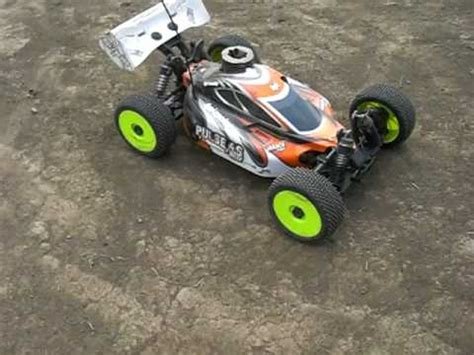 Hpi Racing Pulse 4 6 Buggy 2 4ghz 101376 Front Shock Pr Genuin rc buggy hpi pulse 4 6
