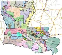 Louisiana Map With Parishes by Louisiana Parish Map Www Galleryhip Com The Hippest Pics