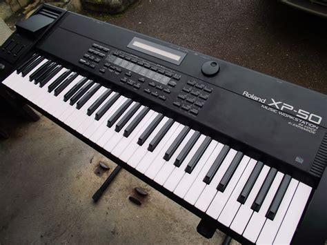 Keyboard Roland Xp50 roland xp 50 image 191298 audiofanzine