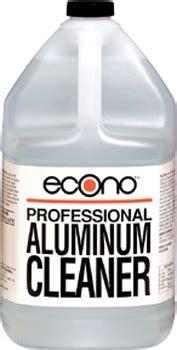 aluminium boat cleaning products aluminum cleaner castle canada