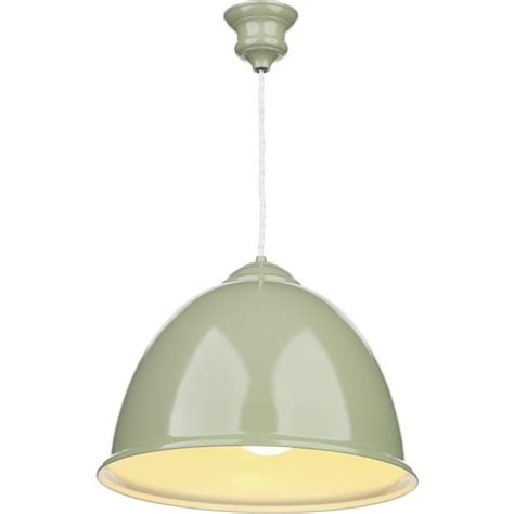 Retro Style Pendant Lighting Artisan Lighting Euston Olive Green Hanging Ceiling Pendant Light Retro Style Shop By Era