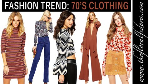 70s Wardrobe by Late 70s Clothing Style Www Pixshark Images