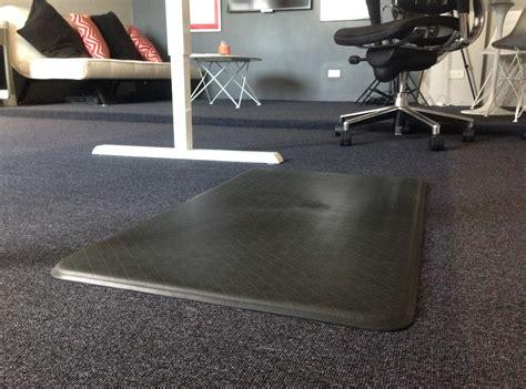terramat standing desk mat stand up desk mat large size of desksoffice max l shaped