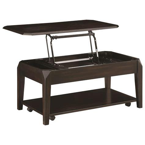 coaster furniture lift top coffee table coaster 72104 rectangular lift top coffee table value